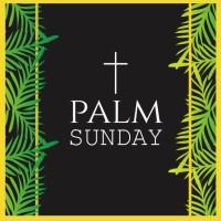 Happy Palm Sunday 2018