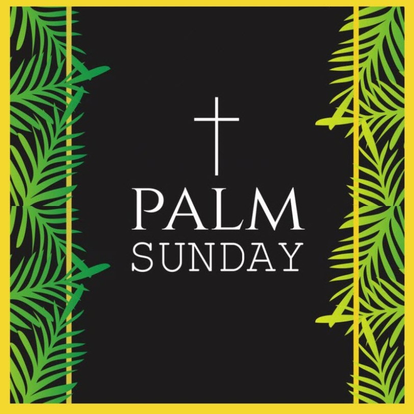 happy palm sunday 2018 | orlando espinosa