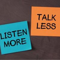 Listening More