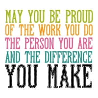 Be Proud of You