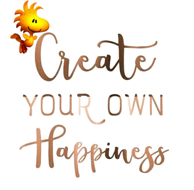 create your own happiness orlando espinosa