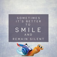 Smile and Remain Silent