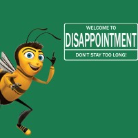 Don't Let Disappointment