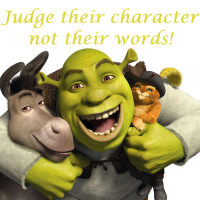 Judge Their Character