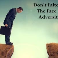 Face Adversity