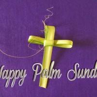 Happy Palm Sunday 2019