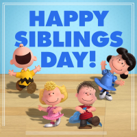 National Sibling Day 2019