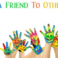 Be A Friend To Others