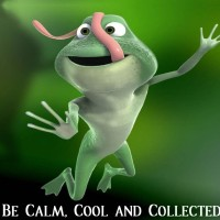 Be Calm, Cool and Collected