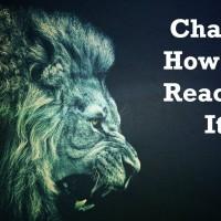 Change How You React