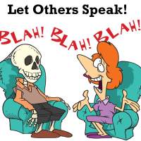 Let Others Speak