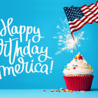 Happy Birthday America 2019