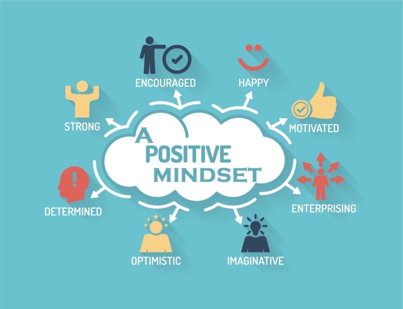 A Positive Mindset   Orlando Espinosa