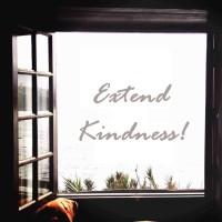 Extend Kindness