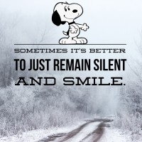 It's Best To Smile