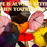 Life Is Always Better