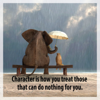 Character Of A Person