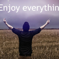 Enjoy Everything