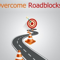 Overcome Roadblocks