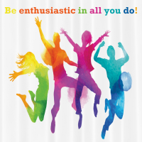 Boundless Enthusiasm
