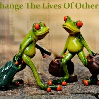 Change The Lives Of Others