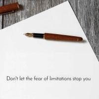 Don't Let Limitations