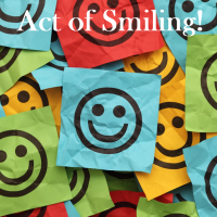 Act of Smiling