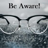 Be Aware