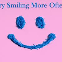 Try Smiling More Often