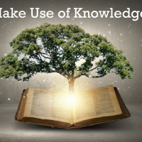 Make Good Use of Knowledge