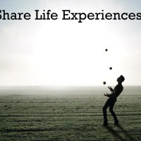 Share Life Experiences