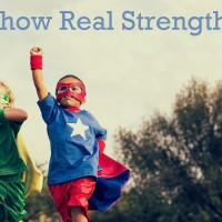 Show Real Strength
