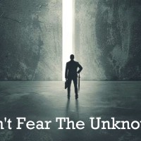 Don't Fear The Unknown