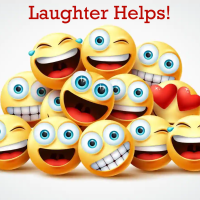 Laughter Helps