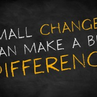 Make A Big Difference