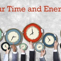 Your Time and Energy