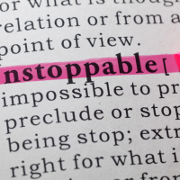 Being Unstoppable