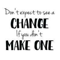 Expect Change