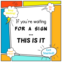 For A Sign